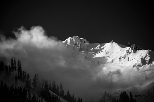 Best ski lifts: the KT-22 in Squaw Valley, California. - © Matt Palmer