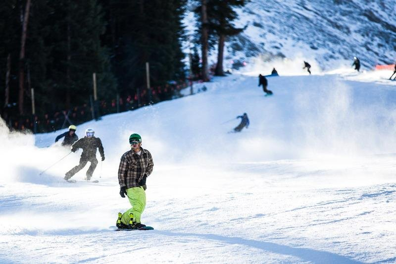 Great conditions for opening day 2013 - © Dave Camara/Arapahoe Basin Ski Area.
