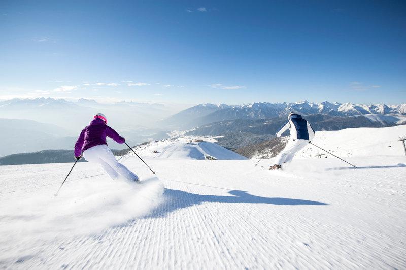 Inverno in Valle Isarco, Alto Adige - Muoversi nella natura - © Consorzio Turistico Valle Isarco