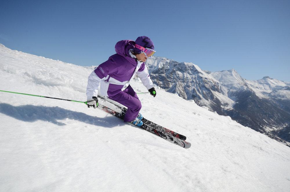 La bonne neige des Alpes et le soleil omniprésent du Sud... Bienvenue à Orcières ! - © Gilles BARON