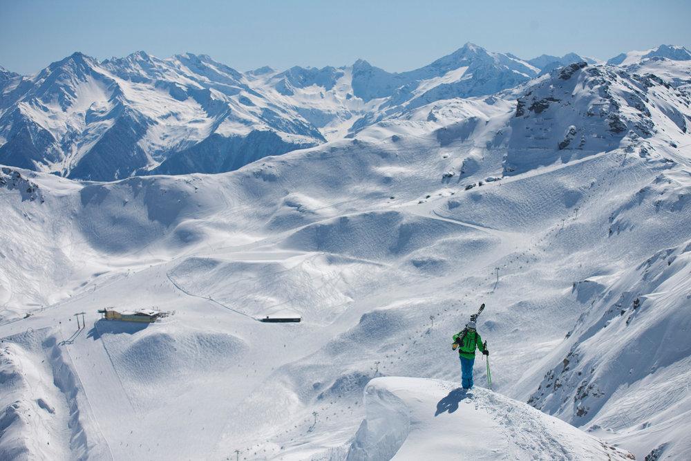Hochfügen im Schnee - © Julia Kronthaler
