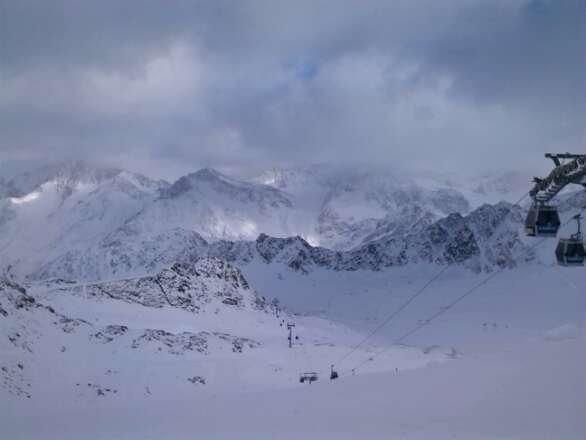 Klasse Skigebiet, keine Wartezeiten und super Pisten!