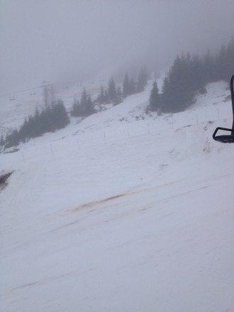 Today weather it's ok to ski