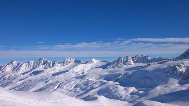 neve fresca per tutti i freeride! giornata meravigliosa