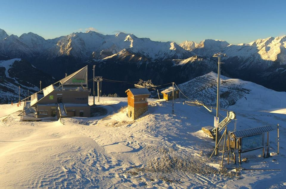 Alpe d´Huez 11.11.2013
