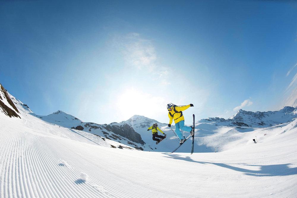 Skispaß in Arosa Lenzerheide - © Arosa Lenzerheide