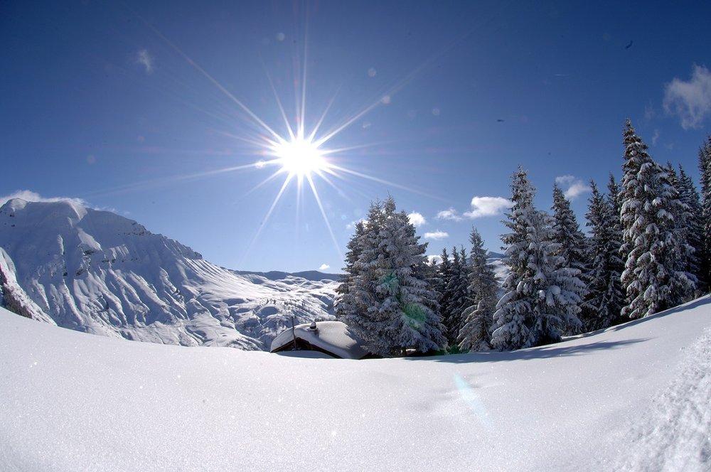 Megeve ski safari. Credit Megeve Tourism & JP.Noisillier-Nuts