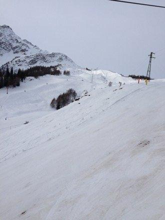 Very good skiing