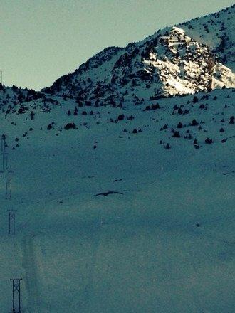 Agréable a skier mais un gros manque de neiges