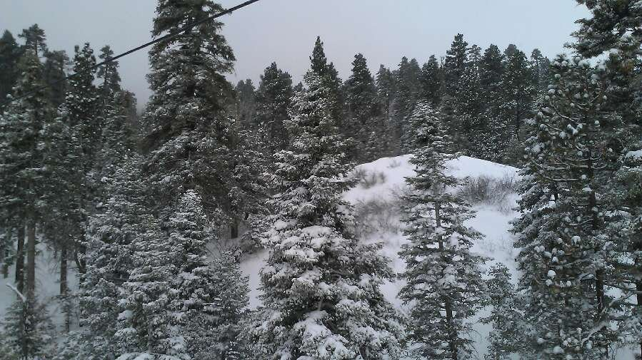 I want it to be like last years snow!
