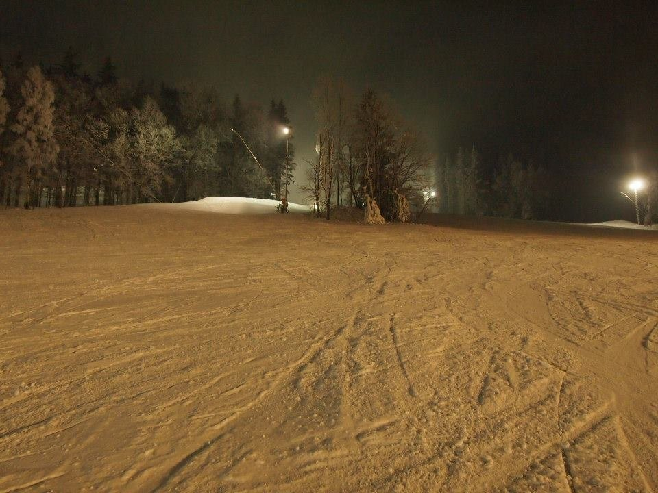 Ski Karlov - night skiing - © Ski Karlov FB