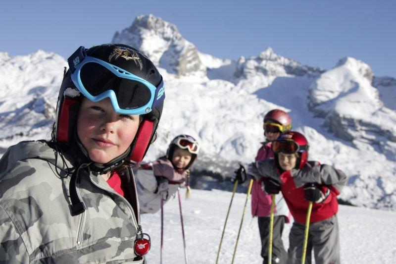 Séjour tout compris ski vacances de février - © Grand-Bornand Reservation