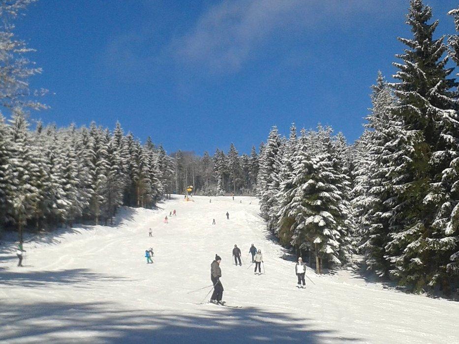 Skipark Červená Voda 10.2.2014 - © Skipark Červená Voda FB