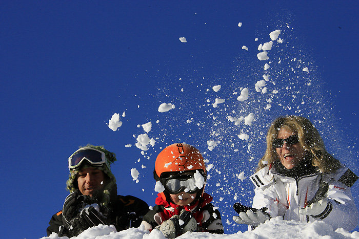 Serre Chevalier - Familie - © Agence Zoom