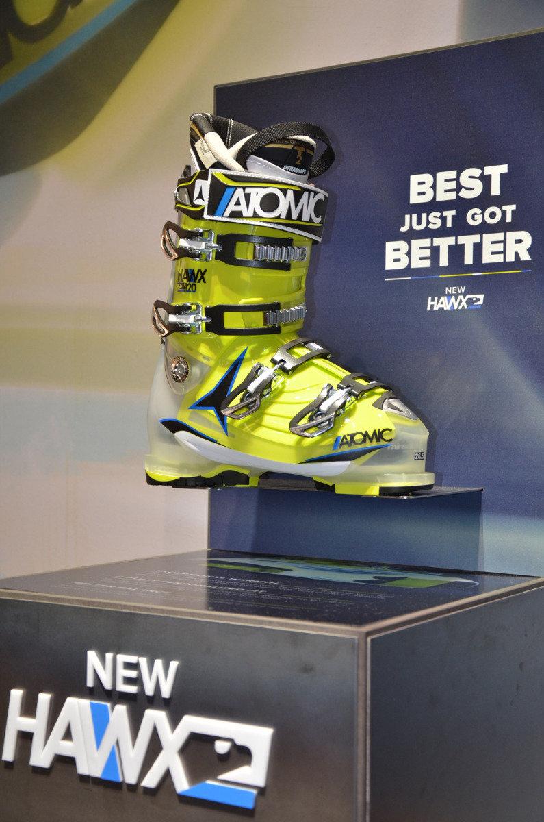 Atomic Hawx ski boots - © Skiinfo