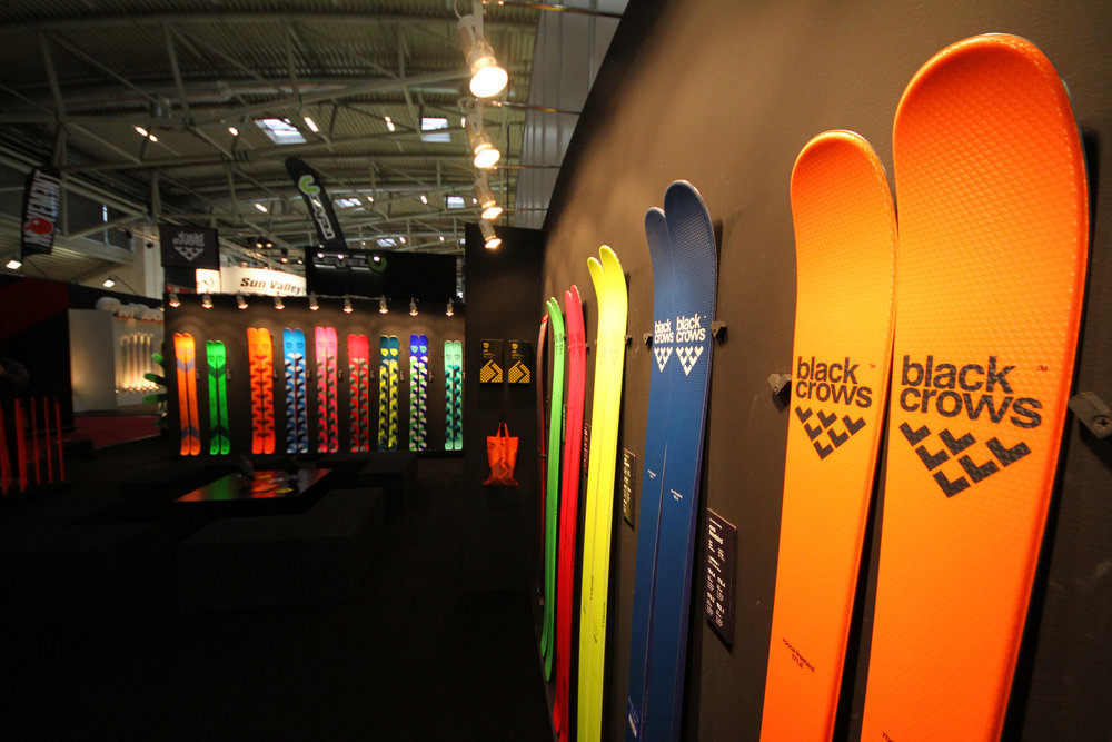 Black Crows skis 2014/15 - © Skiinfo