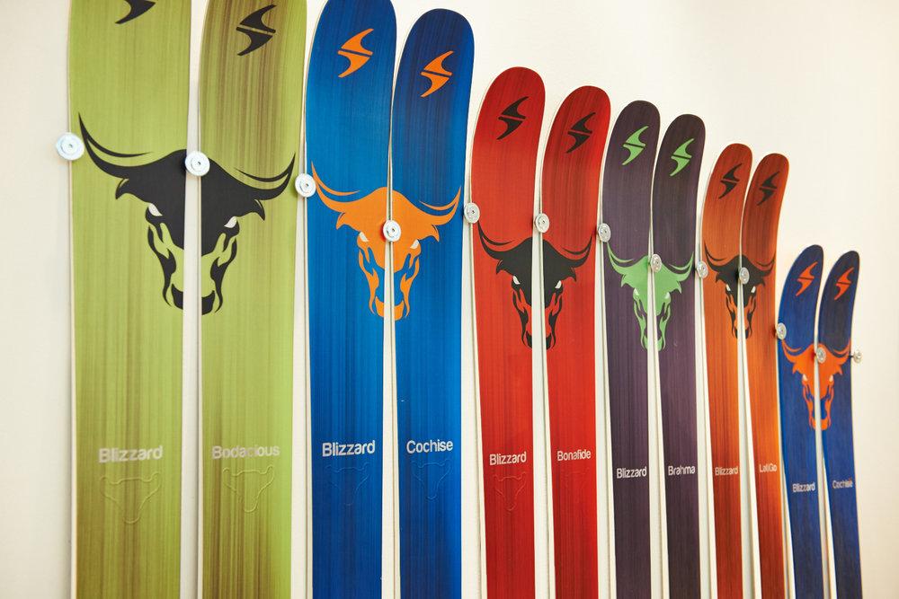 Blizzard skis 2014/15 - © Messe München GmbH