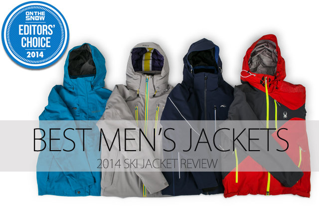 Editors Choice 2014 men ski jackets - © Julia Vandenoever