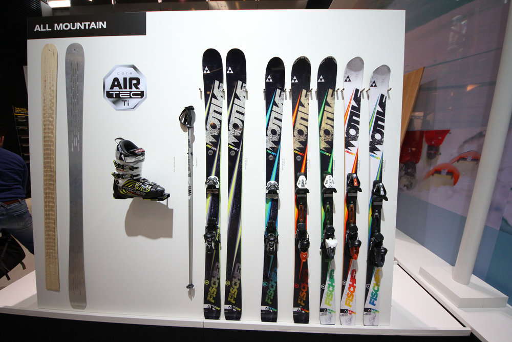 Fischer All Mountain Ski Series 2014/2015 - © Skiinfo