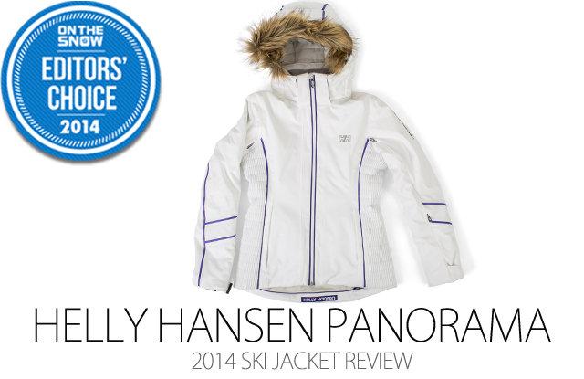 Helly Hansen Panorama Jacket - © Julia Vandenoever