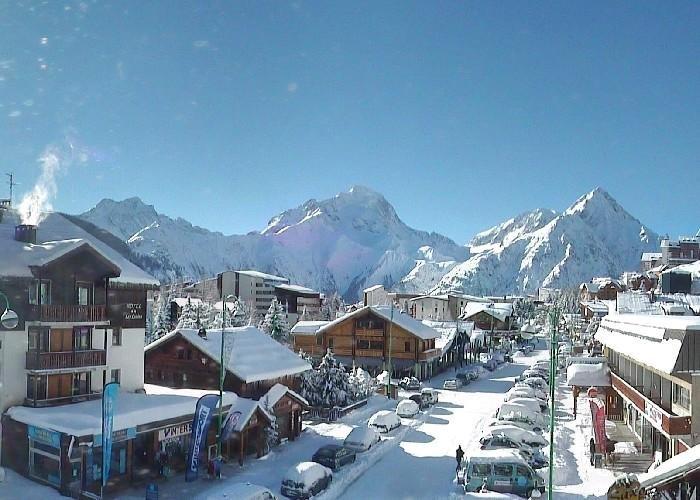 Les 2 Alpes Feb. 17, 2014