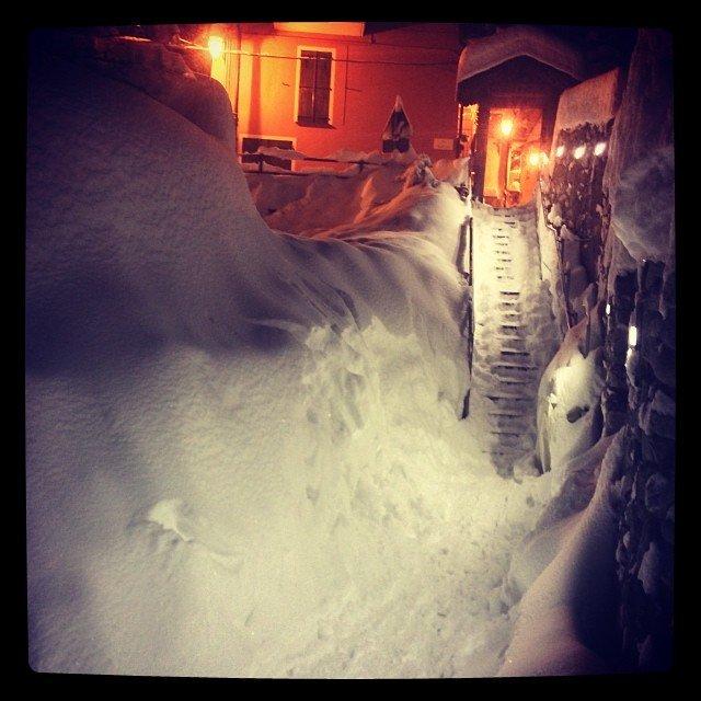 Limone Piemonte Jan. 31, 2014