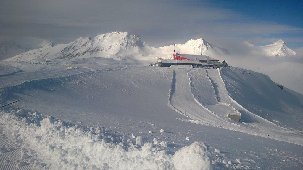 Moelltal Glacier - © Mölltaler Gletscherbahnen GmbH & Co KG