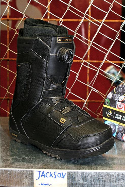 RIDE Jackson Boot  - © Stefan Drexl