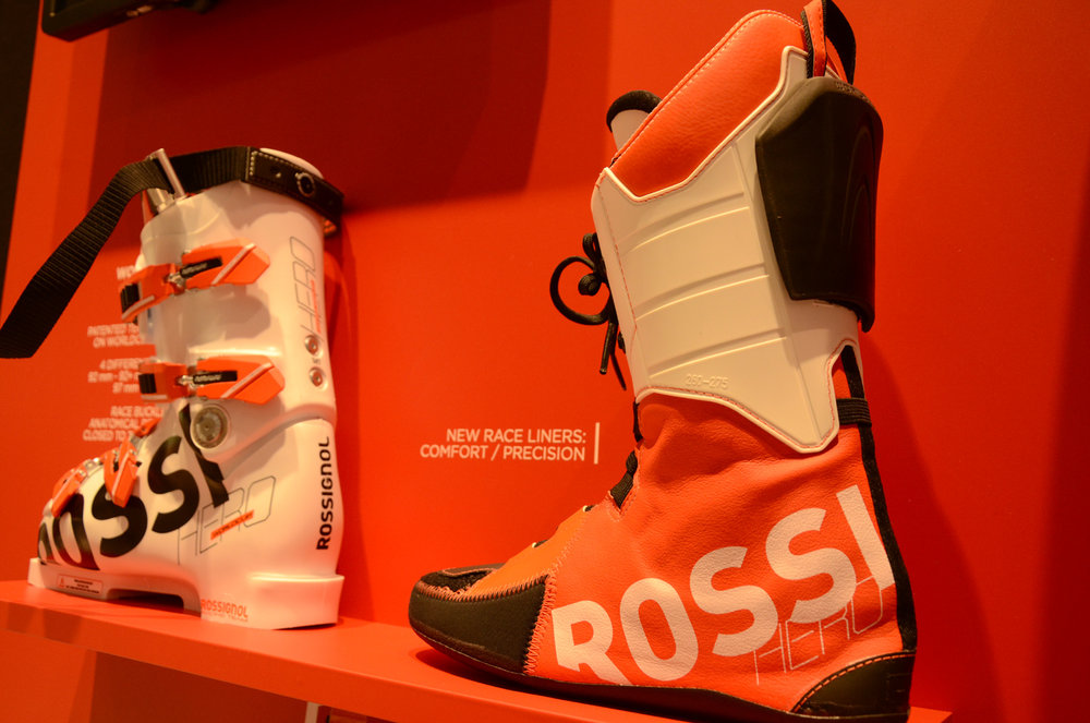 Rossignol Racing boot - © Skiinfo