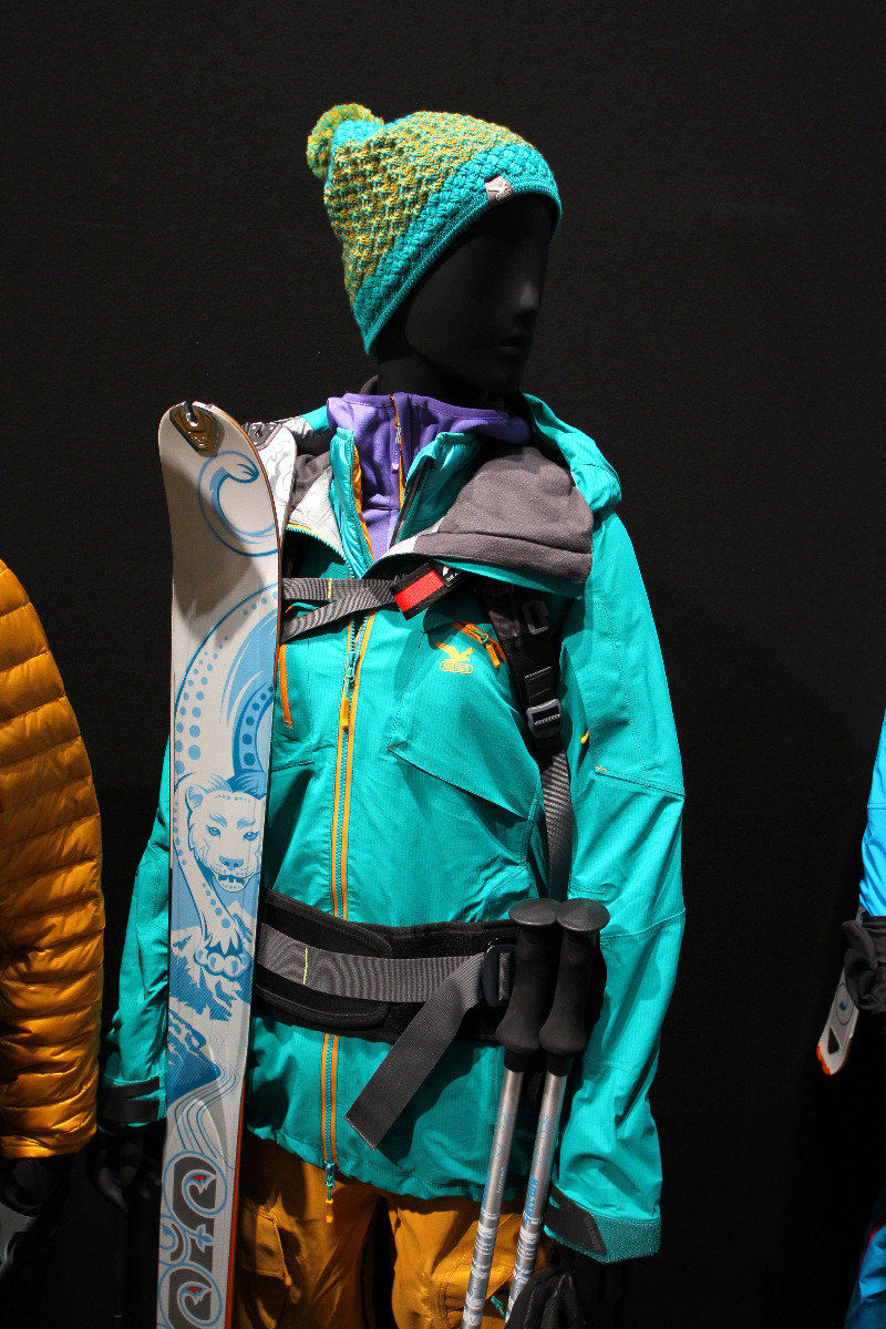 Salewa stand at ISPO 2014 - © Skiinfo