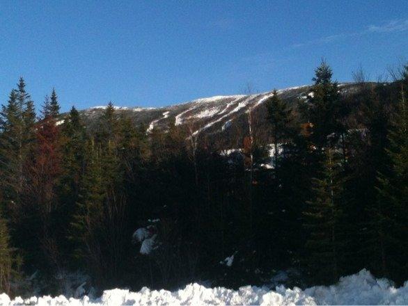 Need snow. Woods are ok. Groomers are nice. Need snow.