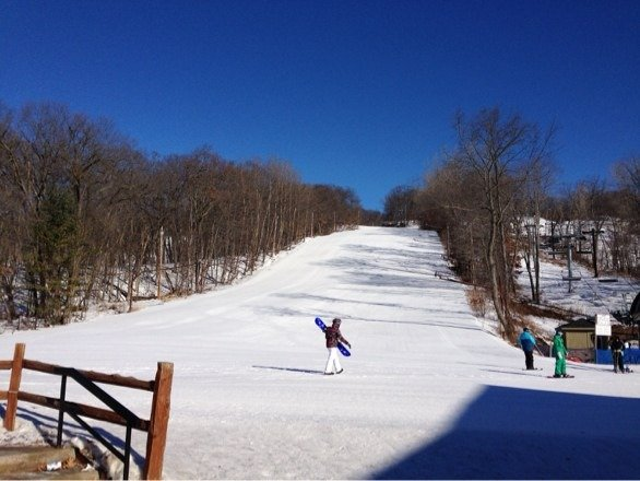 Skied last Sunday. Conditions were great!!Not too crowded.  Beautiful day!!!