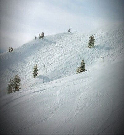 Today was Awesome at Sundance!! Good powder all day!!