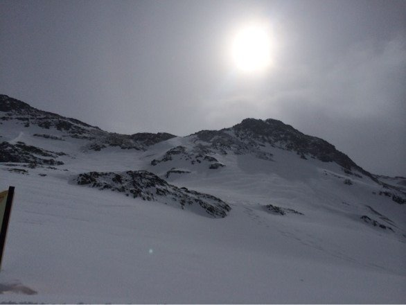 Super big dump last night made for great skiing today