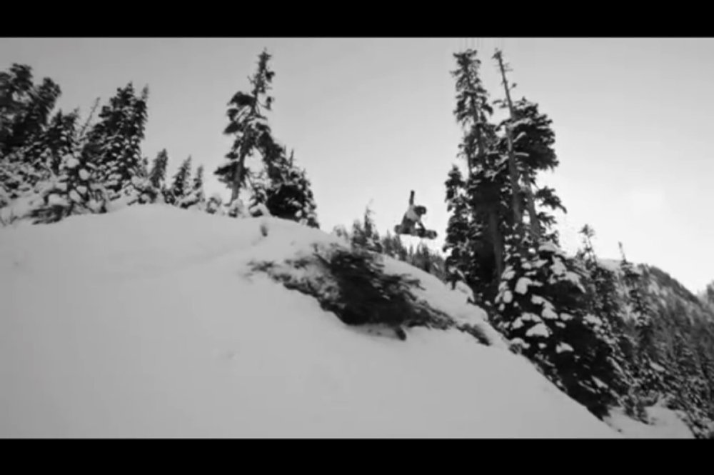 Bush was sick today, hits everywhere   Ramps. To the sky   Get some