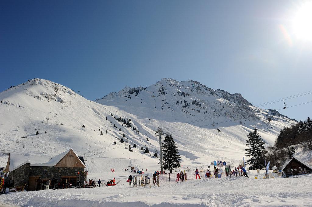 Front de neige de Barèges - © Grand-Tourmalet