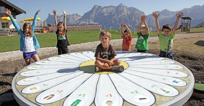 Estate in famiglia in Alta Badia - © Consorzio Turistico Alta Badia