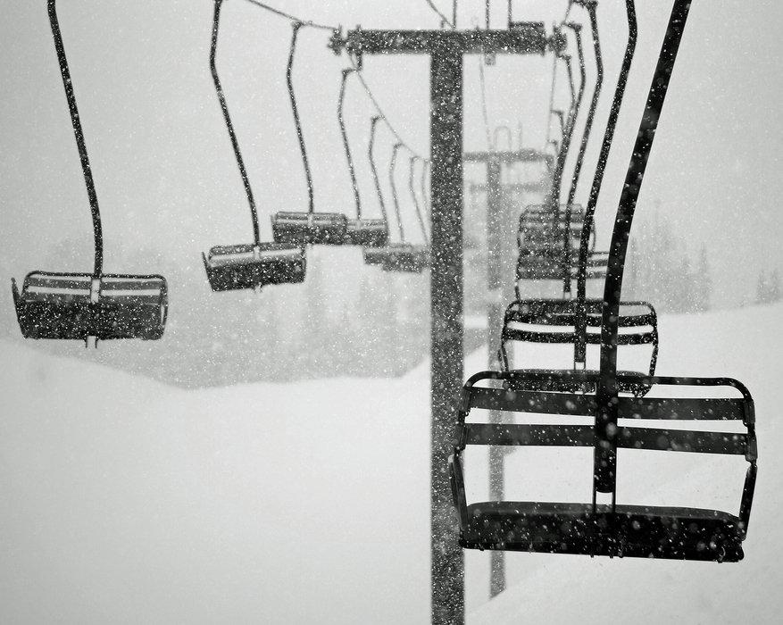 Alta, March 2014 - © Joe Johnson