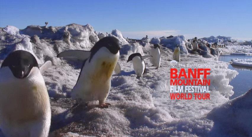Banff Mountain Film Festival World Tour - Monte Rosa 21 Agosto 2014 - © Banff Mountain Film Festival World Tour