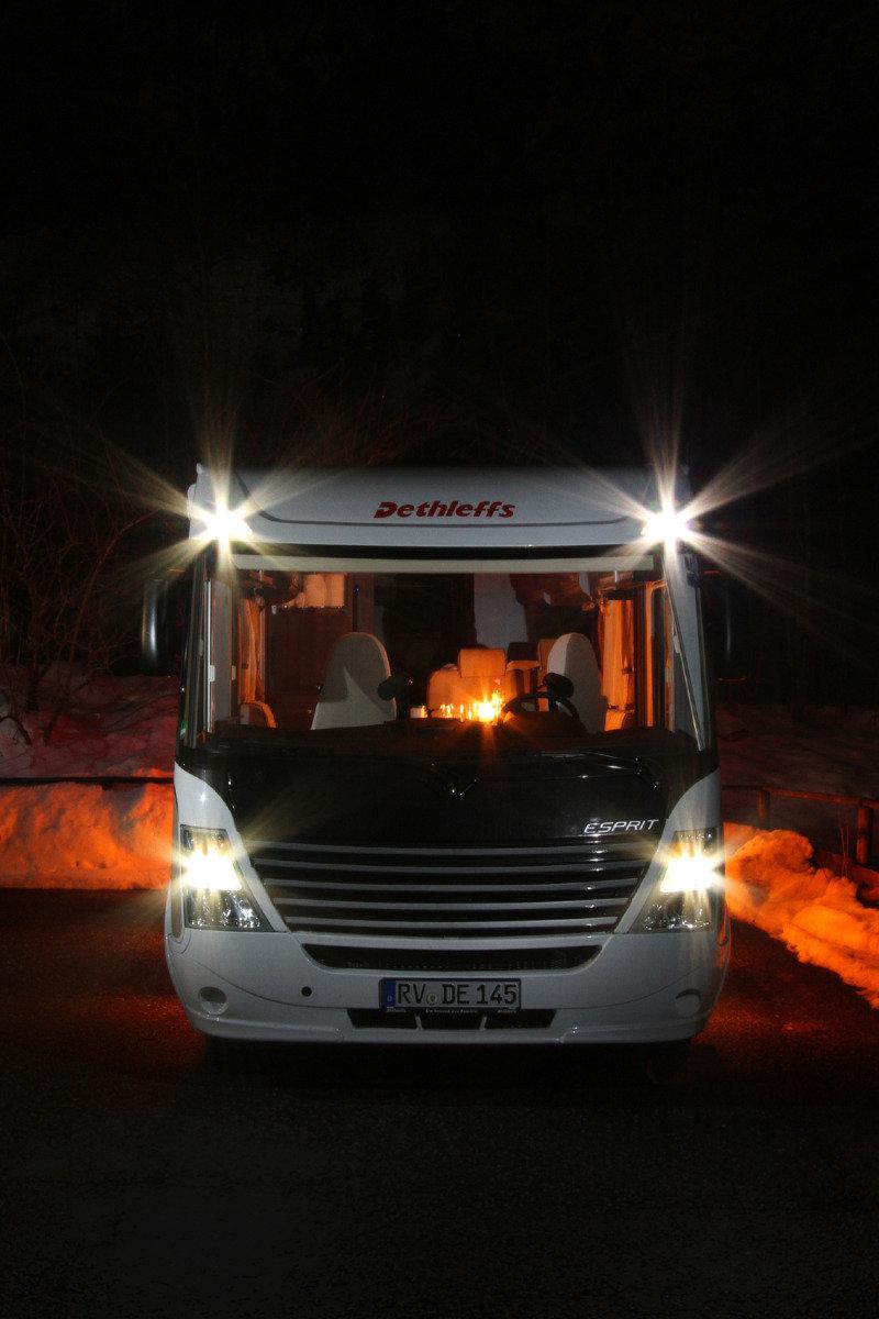 WhiteHearts-Powdertour mit dem Wohnmobil nach Gargellen, Mürren, ins Lötschental und Leukerbad - © Dirk Wagener | Kilian Kimmeskamp | whitehearts.de