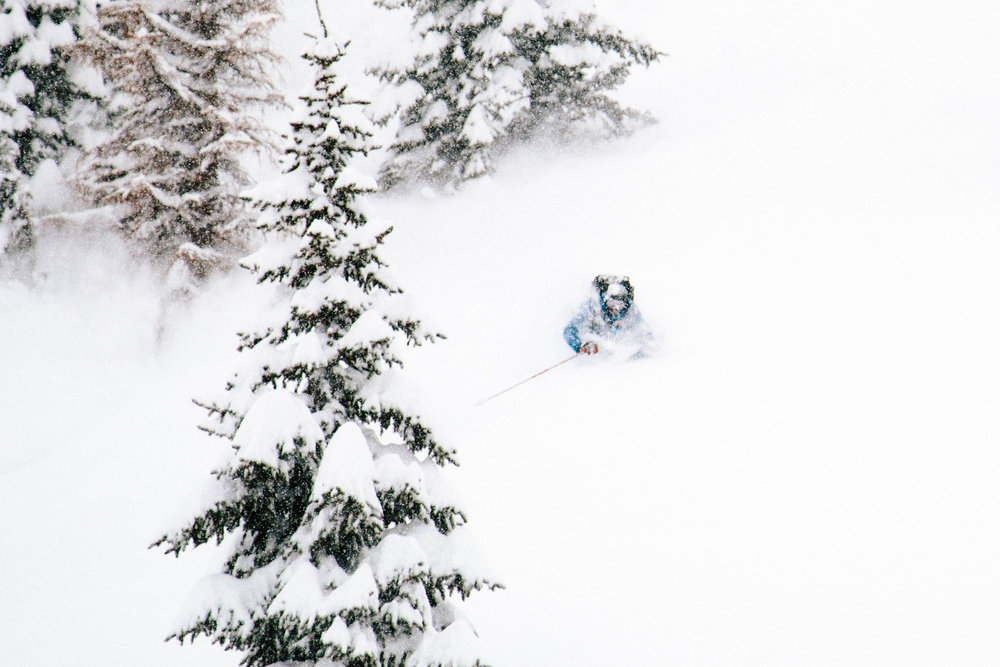 Wolf Creek Ski Area received a total of 37 inches of snow beginning Thursday night and ending Sunday morning. - © Jason Lombard courtesy of Wolf Creek Ski Area