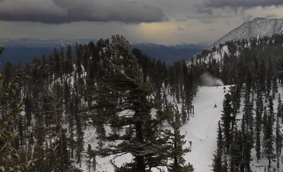 Scenic Heavenly Lake Tahoe