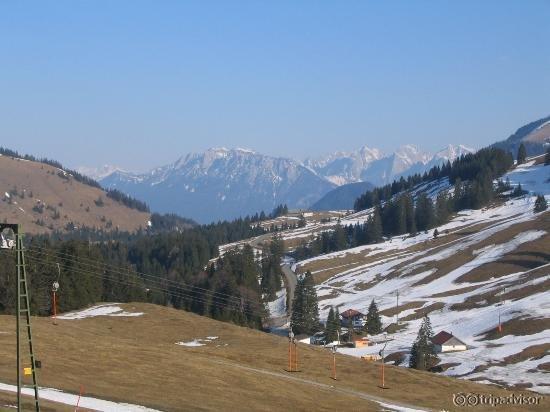 Freizeitresort Naturdorf Sachrang