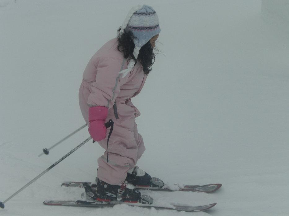Vinterferie2008 | Celina Norstrand - © Heny C.Norstrand | TBM27 @ Skiinfo Lounge
