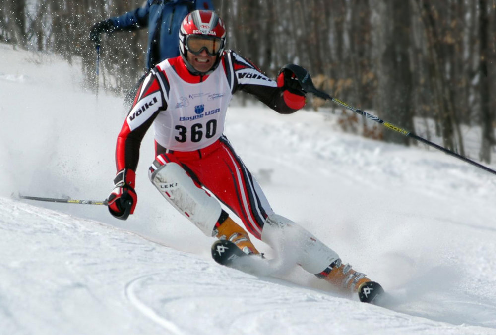 Cary Adgate, inducted into the U.S. Ski And Snowboard Hall Of Fame in April; only the second Midwestern man to be so honored.