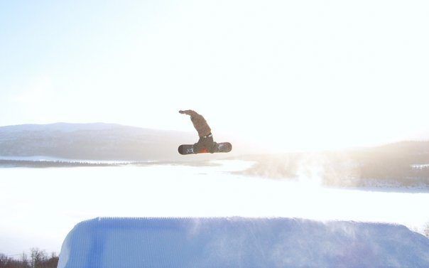 TLC | Snowboard park Tärnaby - © Daniel Reichegger | TLC @ Skiinfo Lounge