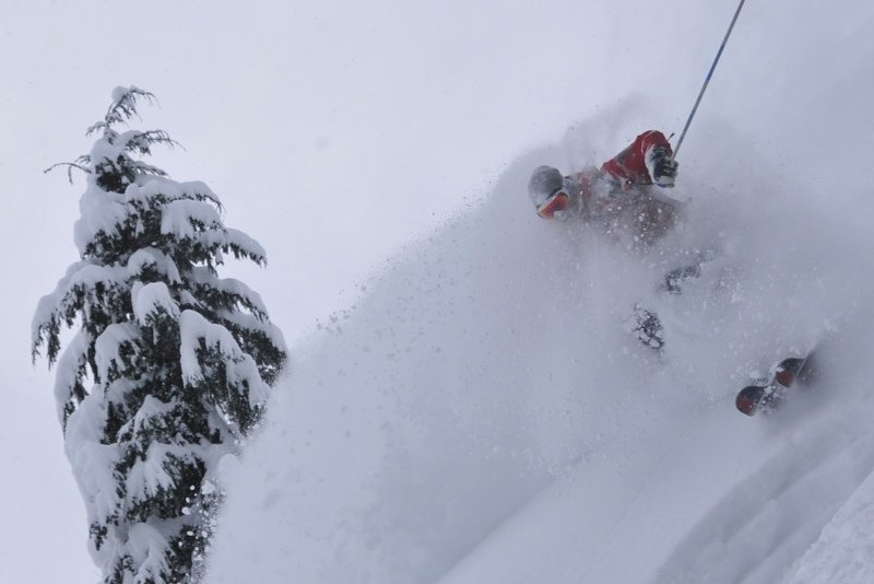 Heliskiing BC - ©Mike Saemisch-Brian Head - Utah | snowhunter @ Skiinfo Lounge