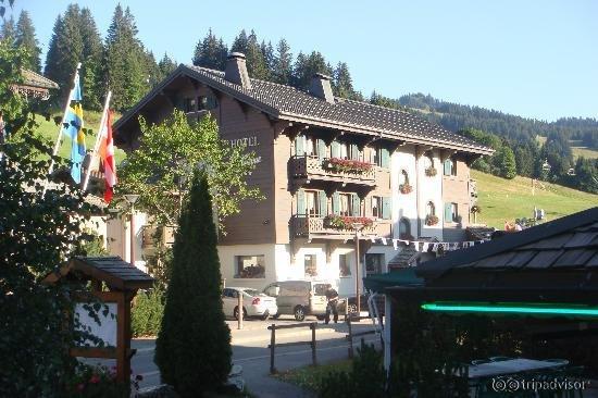 Hôtel Bellevue