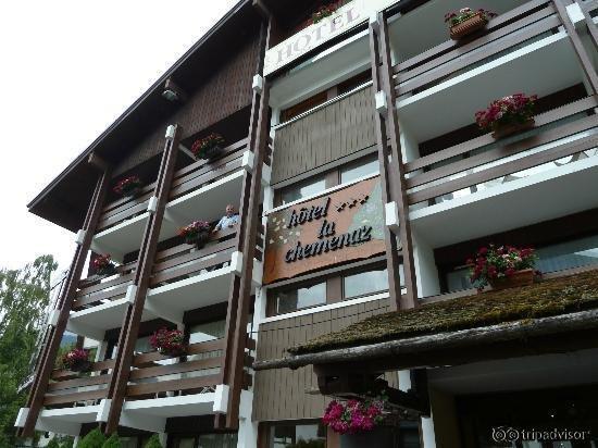 Hotel: La Chemenaz