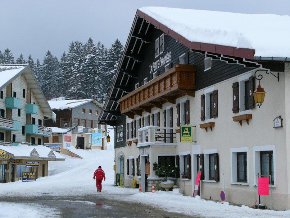 Hôtel La Petite Chaumière